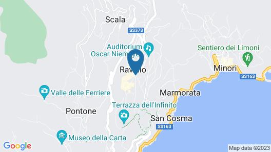 Hotel Rufolo Map
