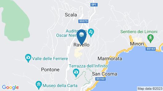 Palazzo Confalone Map