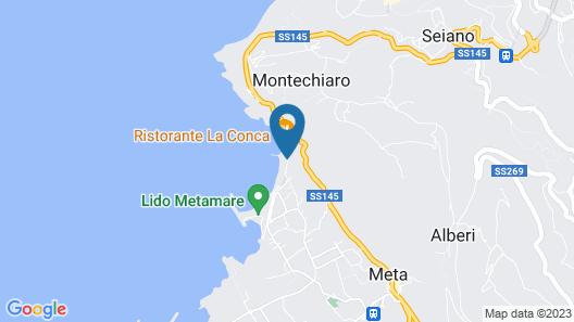 Mar Hotel Alimuri Spa Map