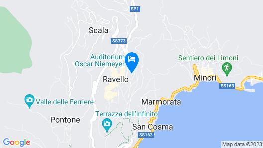 Villa Piedimonte Map