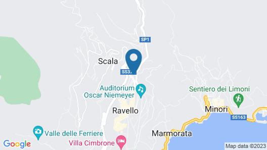La Moresca Map