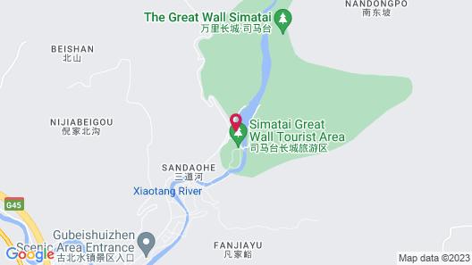Wangjinglou Boutique Hotel Map