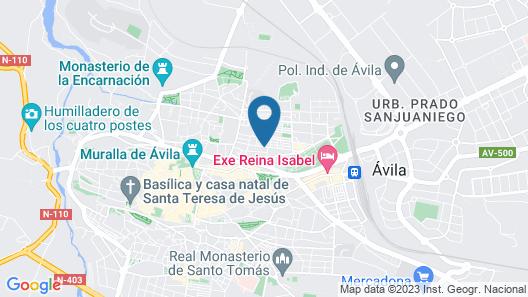 Vut Soterraña 14 Map