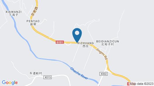 GuBei Water Town Revolution Hotel Map