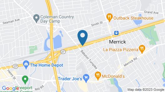 Gateway Inn Map