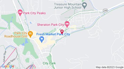 Park Regency Resort Map