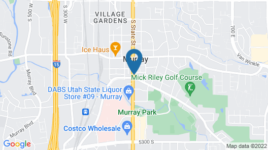 Home2 Suites by Hilton Salt Lake City-Murray, UT Map