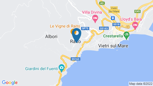 Hotel Raito Map