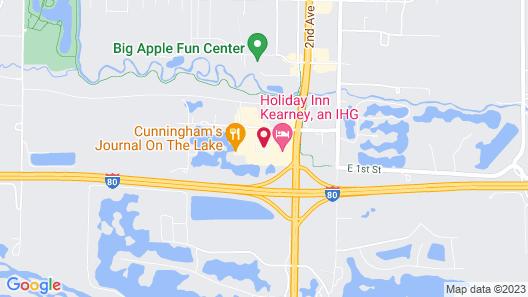 La Quinta Inn & Suites by Wyndham Kearney Map