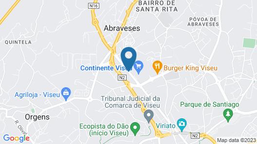 Durão Map