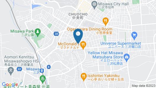 Hotel Grand Hill Tsutaya Map