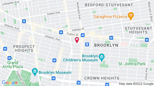 The Brooklyn Map