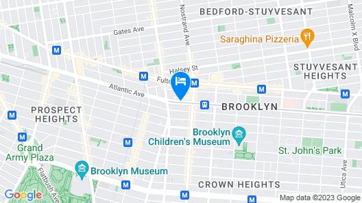 The Brooklyn Map