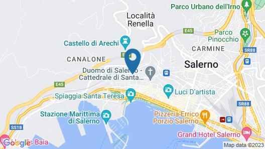 TROTULA CHARMING HOUSE - Olimpia's Flat Map