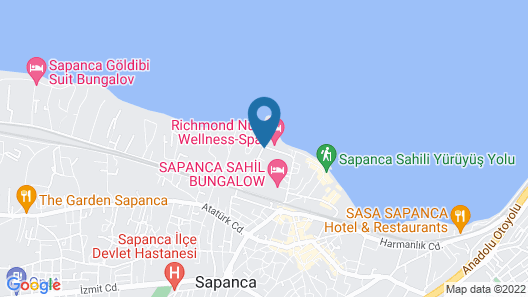 Richmond Nua Wellness-Spa - Adults Only Map