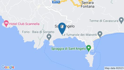 Resort Costa Del Capitano Map