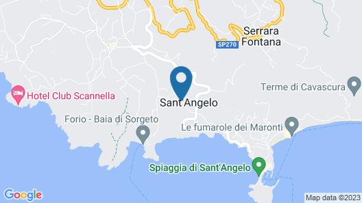 Villa Tara Map