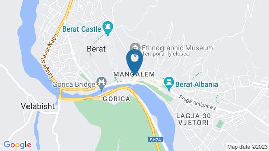 Nasho Vruho Hotel Map