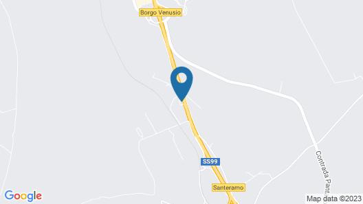 La Sosta Motel Map