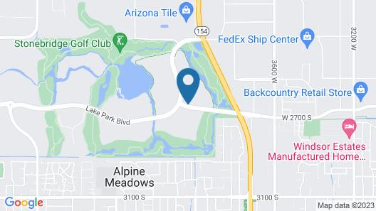 Home2 Suites by Hilton Salt Lake City/West Valley City, UT Map