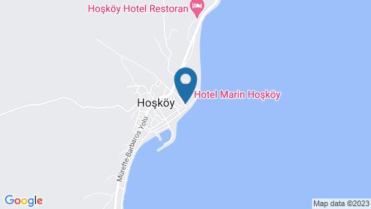 Marin Hotel Map