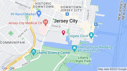 Park Ave Suites Map