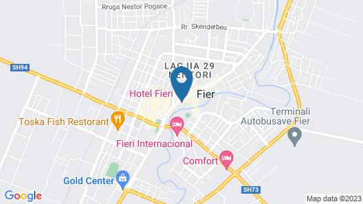 Hotel Fieri Map