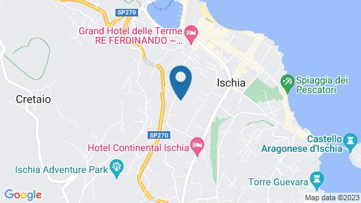 Hotel Royal Terme Map
