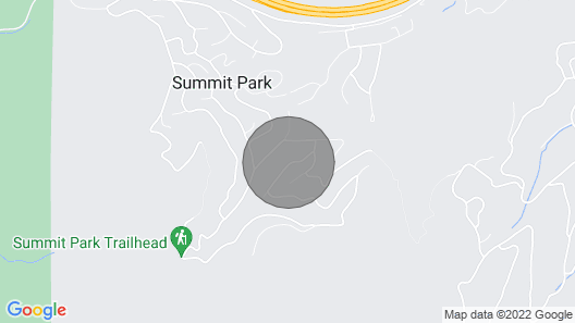 Premier Mountain Retreat w/ Spa & Climbing Wall 6 BR Sleeps 16 Map