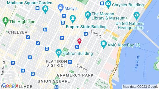 Royalton Park Avenue Map