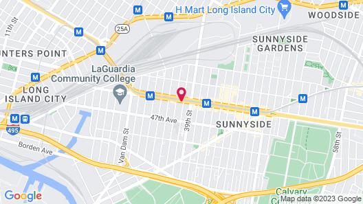 La Quinta Inn by Wyndham Queens (New York City) Map