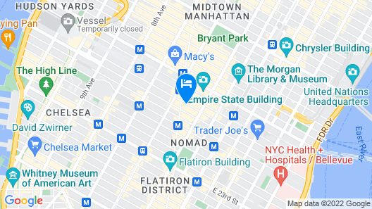 Hello Broadway Map