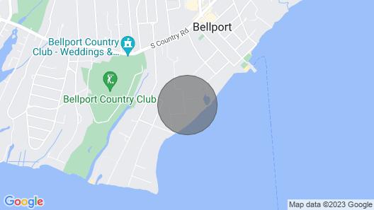 New Listing! Idyllic Beach Getaway Map