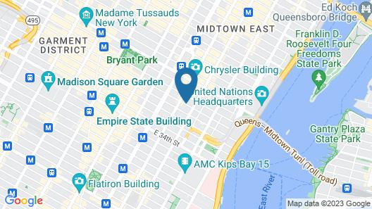 Pod 39 Map