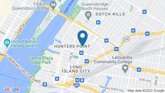 LIC Hotel Map