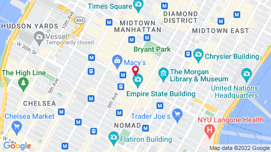 Kixby Map