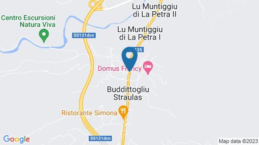 Hypnos Boutique Hotel Map