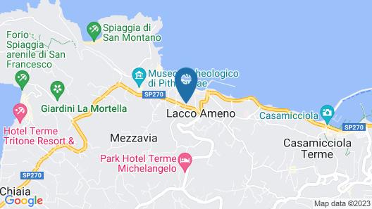 Hotel Terme Principe Map