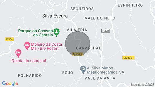 Casa do Ribeiro / Quinta da Costeira AL 80 388 Complete Rental With Pool Map