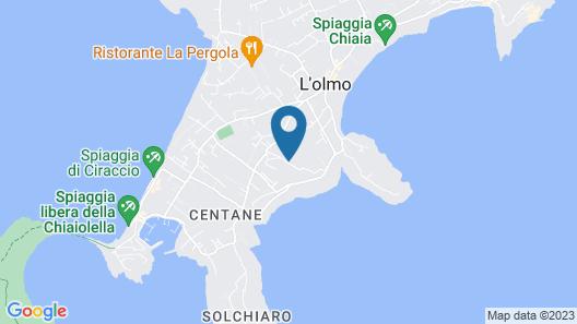 Borgo Mediterraneo - Near Chiaia Map