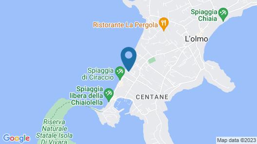 Maresia Procida Map