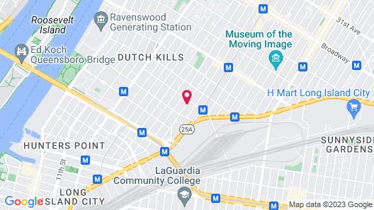 Nesva Hotel Map