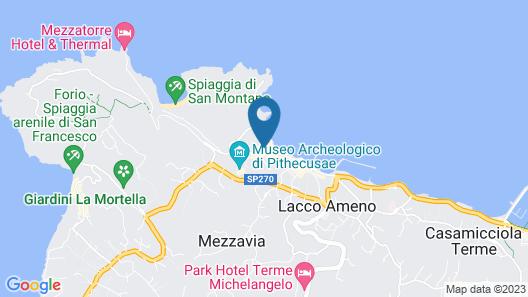 Regina Isabella - Resort Spa Restaurant Map