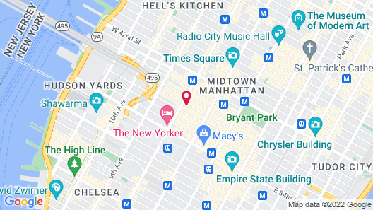 Doxie Hotel Map