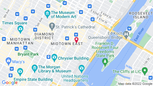 Pod 51 Map