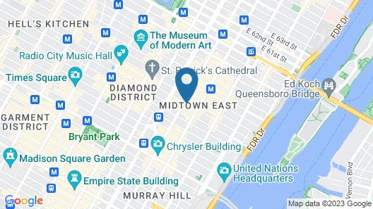 The Benjamin Map
