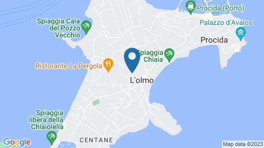 Gioia 37 Apartments Map