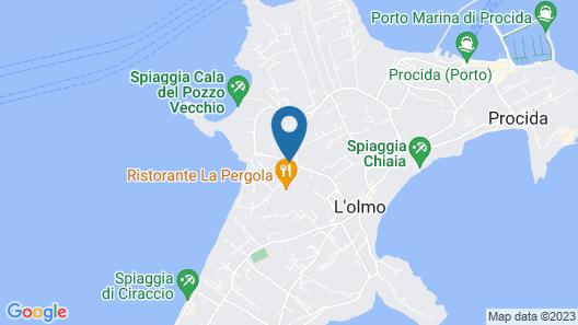 La Suite Boutique Hotel Map