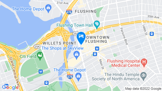 John Hotel Map