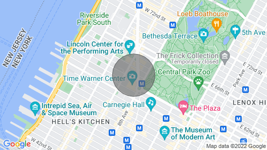 Perfect Apartment in the Heart of Manhattan! Map